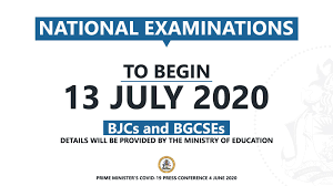 National exams are scheduled to begin on... - Office of the Prime ...